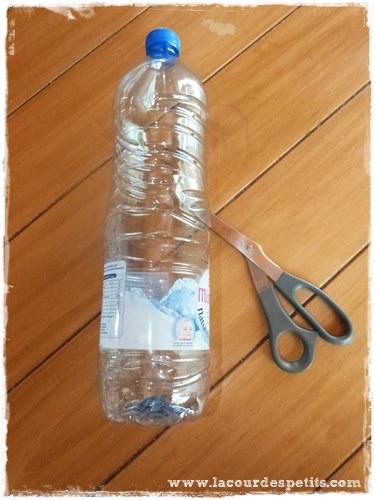 Matériel kit à bulles fait maison