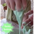 Recette du slime sans borax