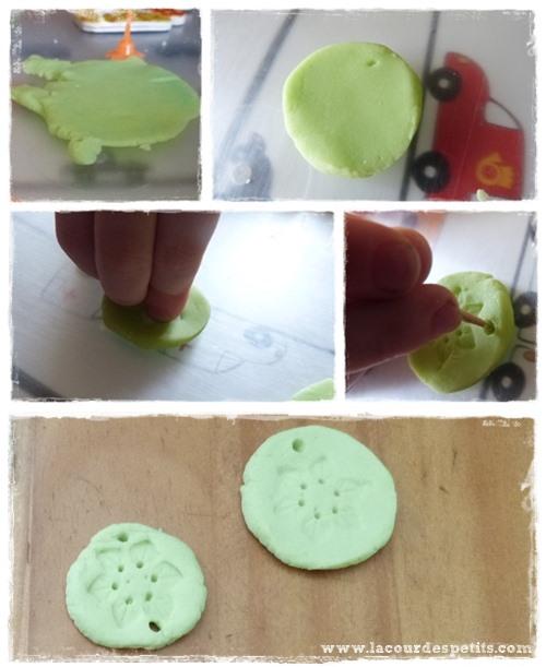 Bricolage pour la maîtresse en pâte autodurcissante
