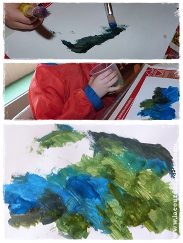 Peinture Mr Y