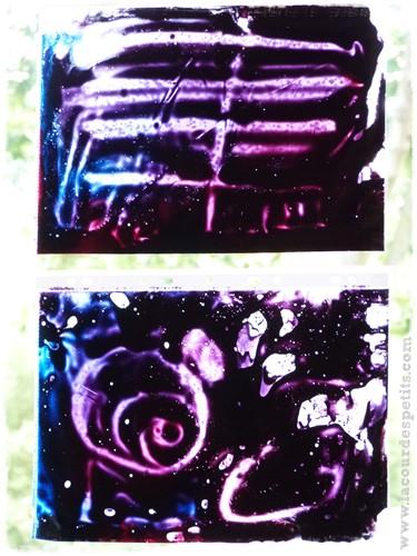Peinture propre décorative