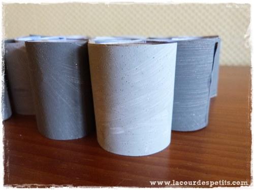 Rouleaux papier toilette decores