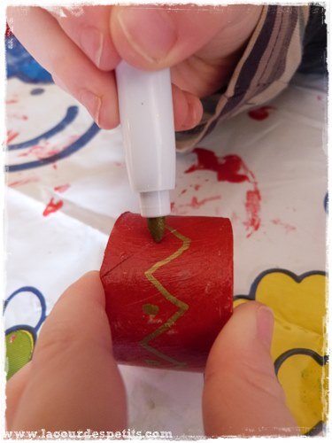 Bricolage noel maternelle