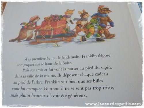 Le noel de Franklin