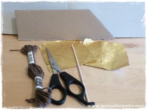 DIY recup materiel