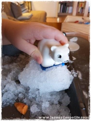 jouer neige