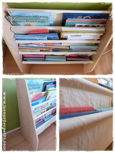 bibliotheque enfant details