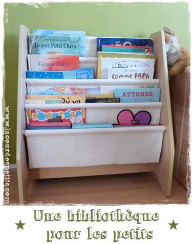 Une vraie biblioth que pour enfant test la cour des petits for Petite bibliotheque enfant