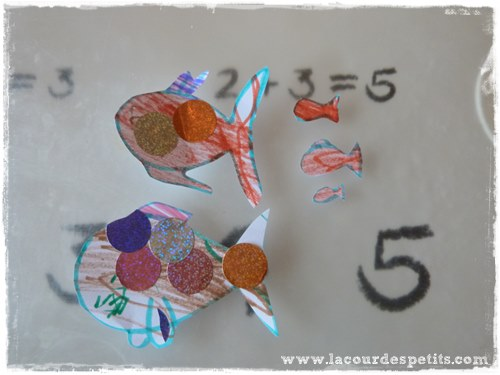 bricolage poisson maternelle
