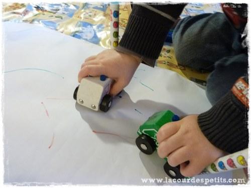 technique dessin enfant