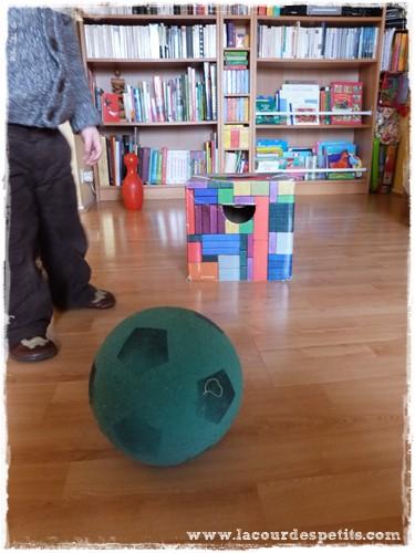 vocabulaire spatial jeu