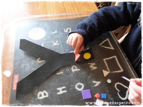 activite alphabet maternelle