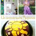 anniversaire Raiponce