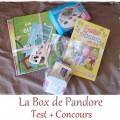 box de pandore concours