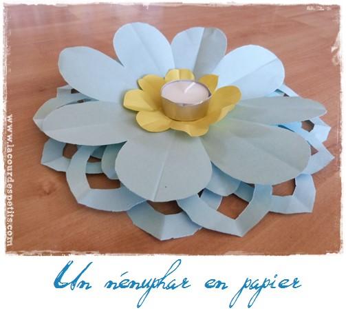 Faire des fleurs en papier kirigami la cour des petits - Video de fleur en papier ...