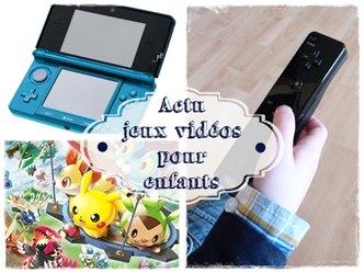 jeux video enfant