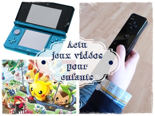 jeux video enfant