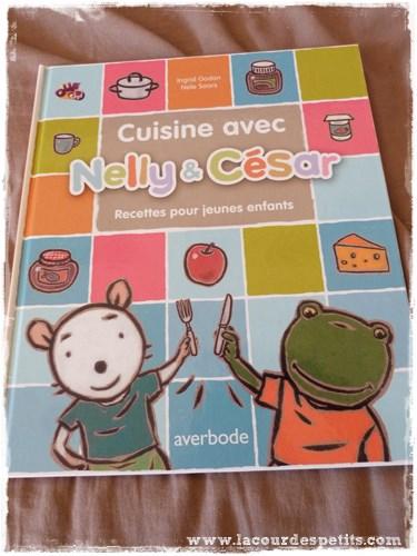 livre recettes enfant