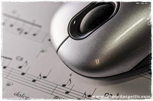 musique souris