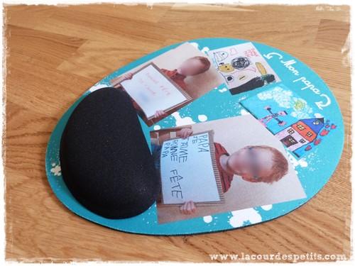 Bevorzugt Un cadeau photo pour la fête des pères |La cour des petits ZD19