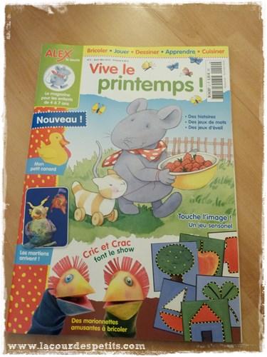 magazine 4 ans