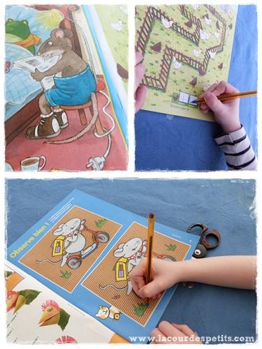 magazine activite enfant