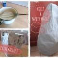 recette papier mache