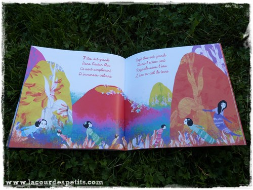 chanteline double page