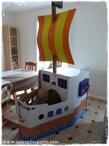 Des jouets en carton d corer concours avec wiplii la - Construire des meubles en carton ...