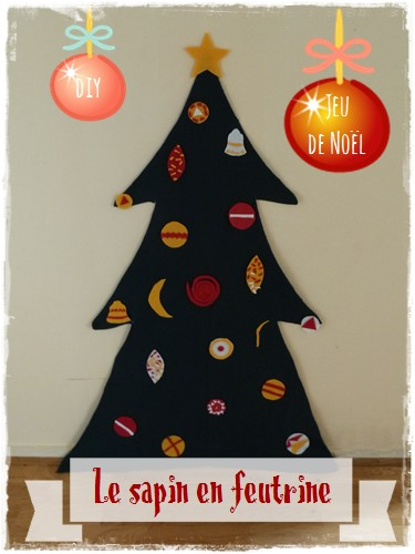 Creation deco noel en feutrine