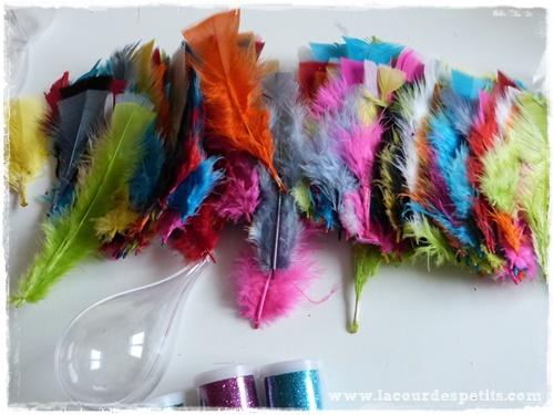 kit noel plumes
