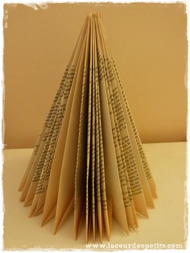 sapin origami