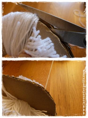 fabriquer pompons