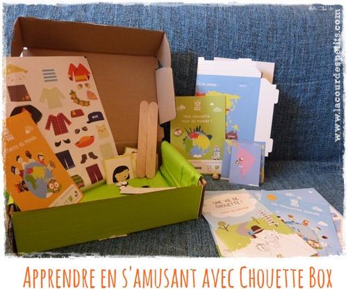 Chouette box test