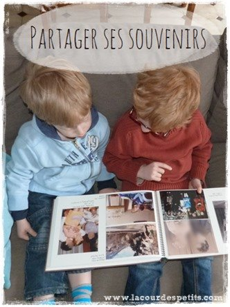 album photo enfants