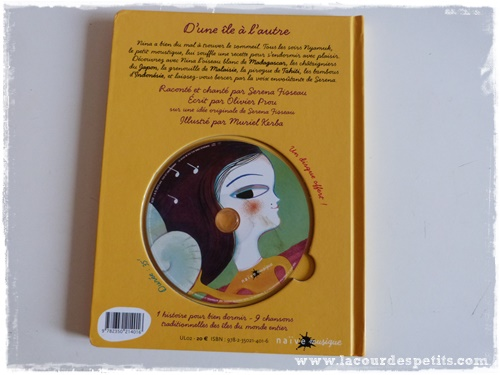 CD Serena Fisseau