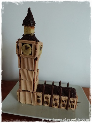 gateau big ben