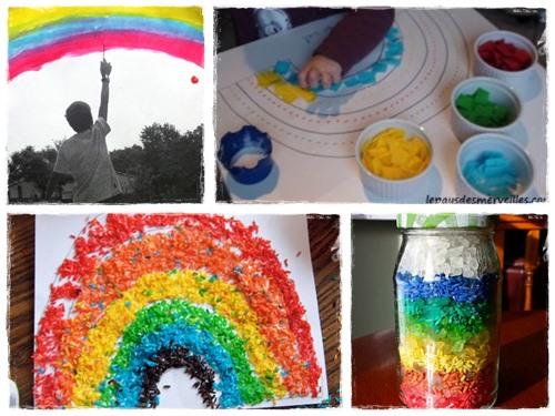 60 bricolages de printemps en fleurs et en couleurs la for Decoration fenetre printemps maternelle