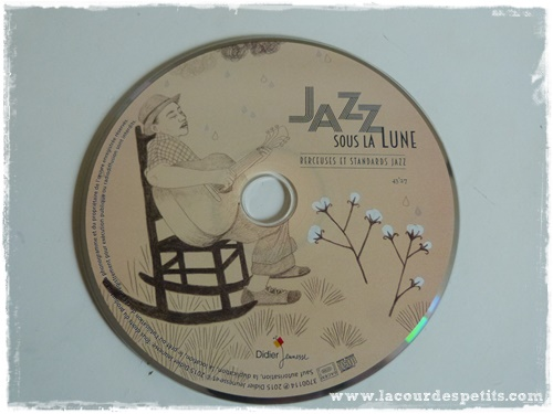 jazz sous la lune CD