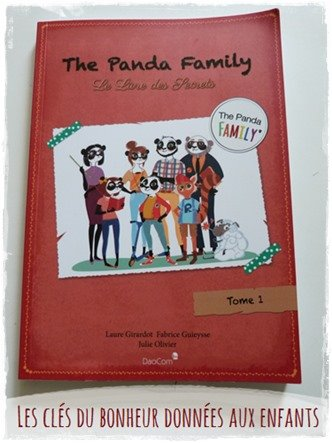 the panda family 1