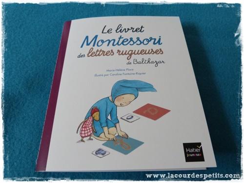 livret activites Montessori