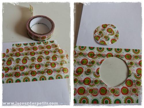 pochoir masking tape