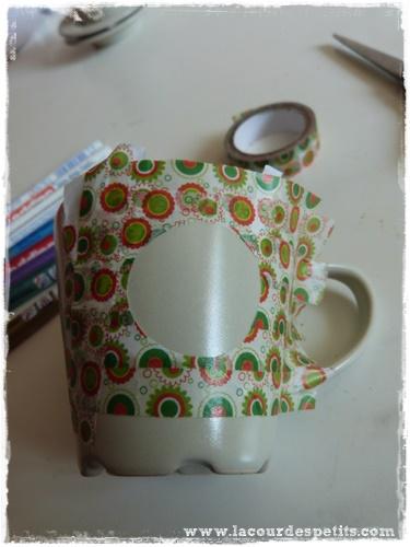 pochoir washi tape