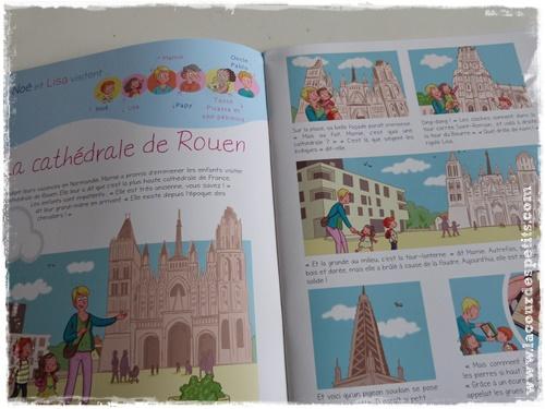 olalar cathedrale rouen