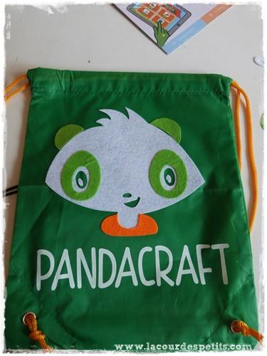 Pandacraft sac bamboo