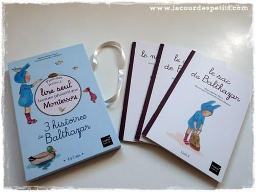 3 livres a lire seul balthazar