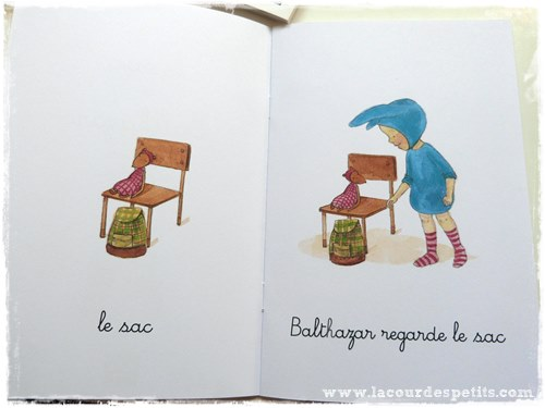 balthazar livres a lire seul