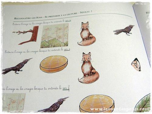 sons corbeau renard
