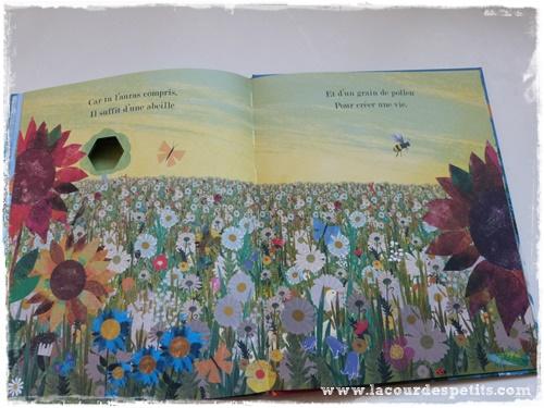 voyage petite abeille illustrations
