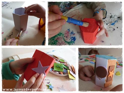 bricolage pot a crayons